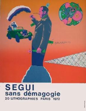 Sans Démagogie 00 by Antonio Segui