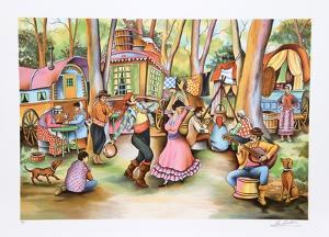 Gypsy Fever by Ari Gradus