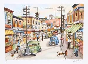 Main Street USA by Ari Gradus