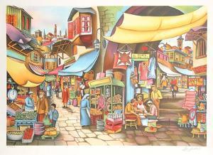 Market Place by Ari Gradus