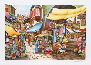 Old Quartier by Ari Gradus