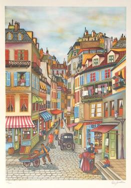 Parisian Morning by Ari Gradus