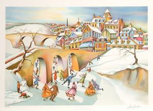 Winter Fantasy by Ari Gradus