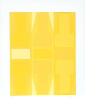 T Series (Yellow) by Arthur Boden