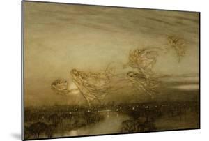 Twilight Dreams, 1913 by Arthur Rackham
