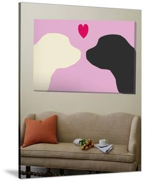 Pink Puppy Love by Avalisa