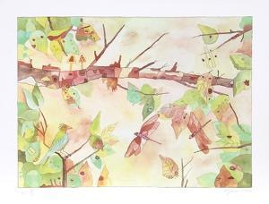 Autumn by Aymon de Roussy de Sales