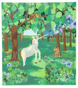 Unicorn by Aymon de Roussy de Sales
