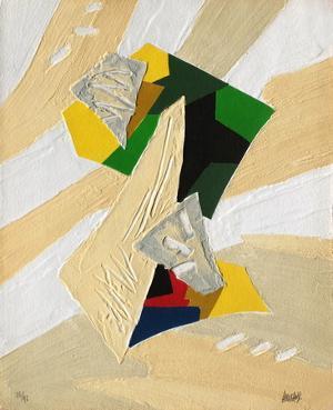Astres de Lumiere I by Bernard Alligand