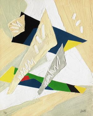Astres de Lumiere II by Bernard Alligand