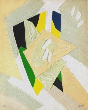 Astres de Lumiere III by Bernard Alligand