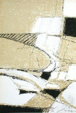 Composition Abstraite by Bernard Munch