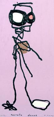 Nouvelle donne by Bernard Quesniaux