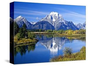 Jackson Lake by Blaine Harrington