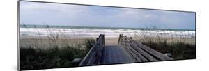 Boardwalk on the Beach, Nokomis, Sarasota County, Florida, USA