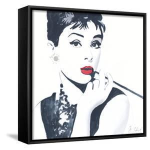 Audrey Hepburn by Bob Celic