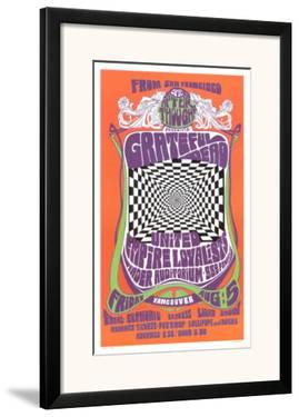 Grateful Dead in Concert, 1966 by Bob Masse