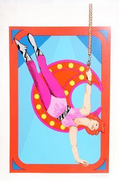 Trapeze by Bob Pardo