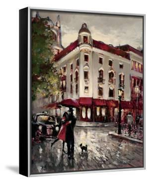 Welcome Embrace by Brent Heighton