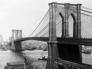 Brooklyn bridge posters and prints at art brooklyn bridge new york malvernweather Choice Image