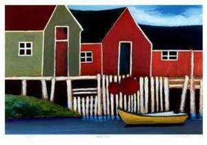 South Shore by Carol Ann Shelton