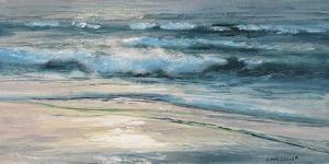 Shoreline study 01615 by Carole Malcolm