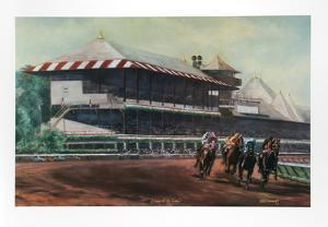 A Day at the Races by Celeste Susany