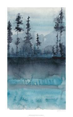 Winter Woods II by Chariklia Zarris