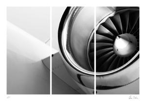 Jet Engine by Chris Dunker