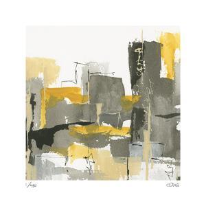 City Grey II by Chris Paschke