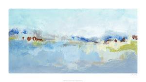 Sea Breeze Landscape I by Christina Long