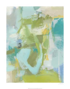 Sea Glass Abstraction I by Christina Long