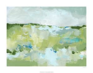 Spring Green II by Christina Long