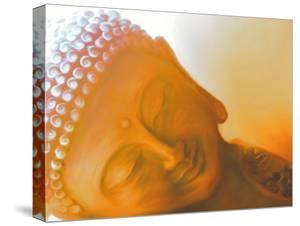 Buddha-Tranquillity by Christine Ganz
