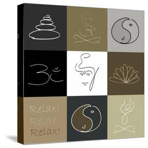 Relax!!! by Christine Ganz