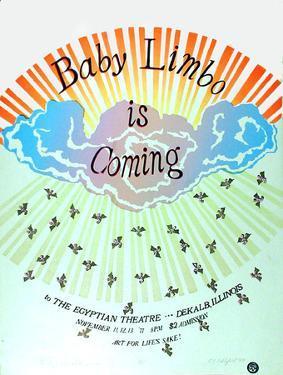 Baby Limbo is Coming by Cindy Wolsfeld