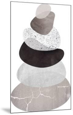 Scandi Stones I by Clara Wells