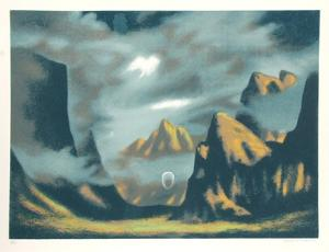 Eschantos, no. 18 by Clarence Holbrook Carter