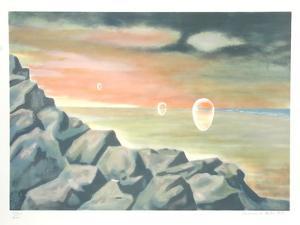 Eschantos, no. 21 by Clarence Holbrook Carter