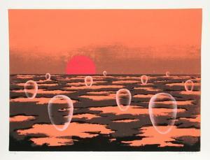 Eschantos, no. 28 by Clarence Holbrook Carter