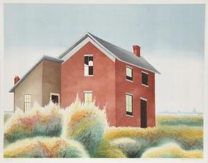 Homestead by Clarence Holbrook Carter