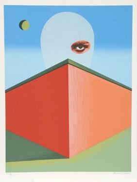 Untitled (The Watcher) by Clarence Holbrook Carter