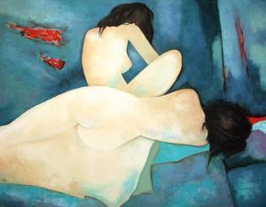 Jumelles by Claude Gaveau