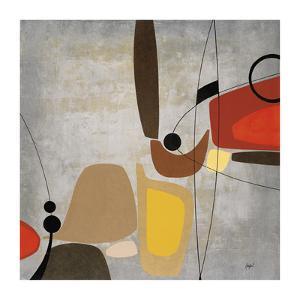 Logic and Balance II by Danielle Hafod
