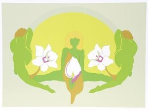 Spring I by Daphne Mumford