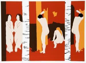 Summer II by Daphne Mumford