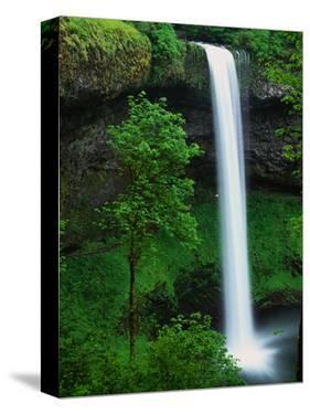 South Silver Falls by Darrell Gulin