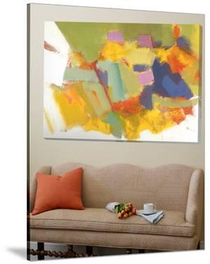 Abstraction 1 by Diane Lambin