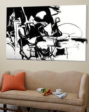 Black 1 by Diane Lambin