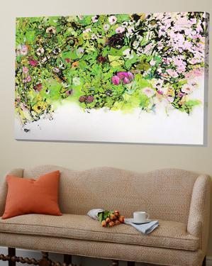 Green garden by Diane Lambin